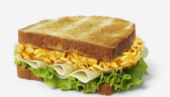 Maggi-Sandwich