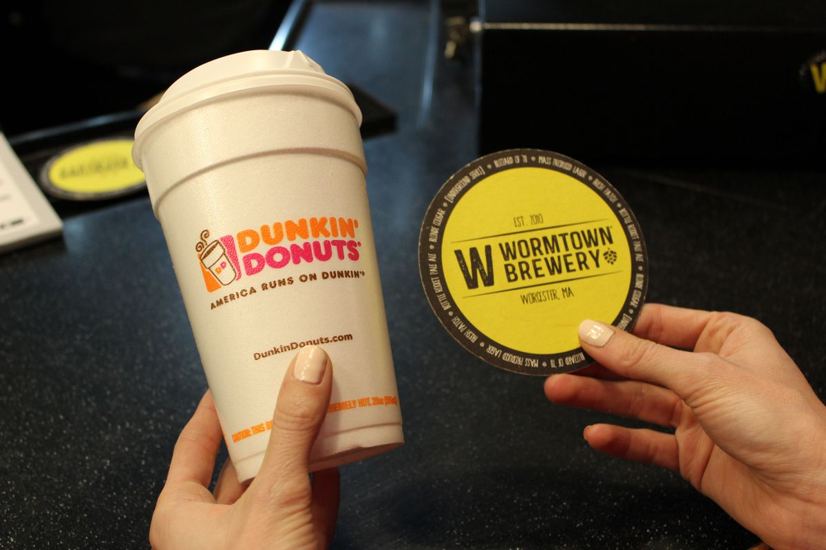 Dunkin' Donuts is set to roll out a beer, here's where you ...