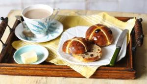 Hot cross buns recipe for easter