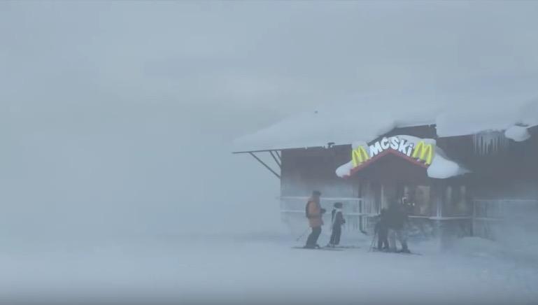 Ski-Through
