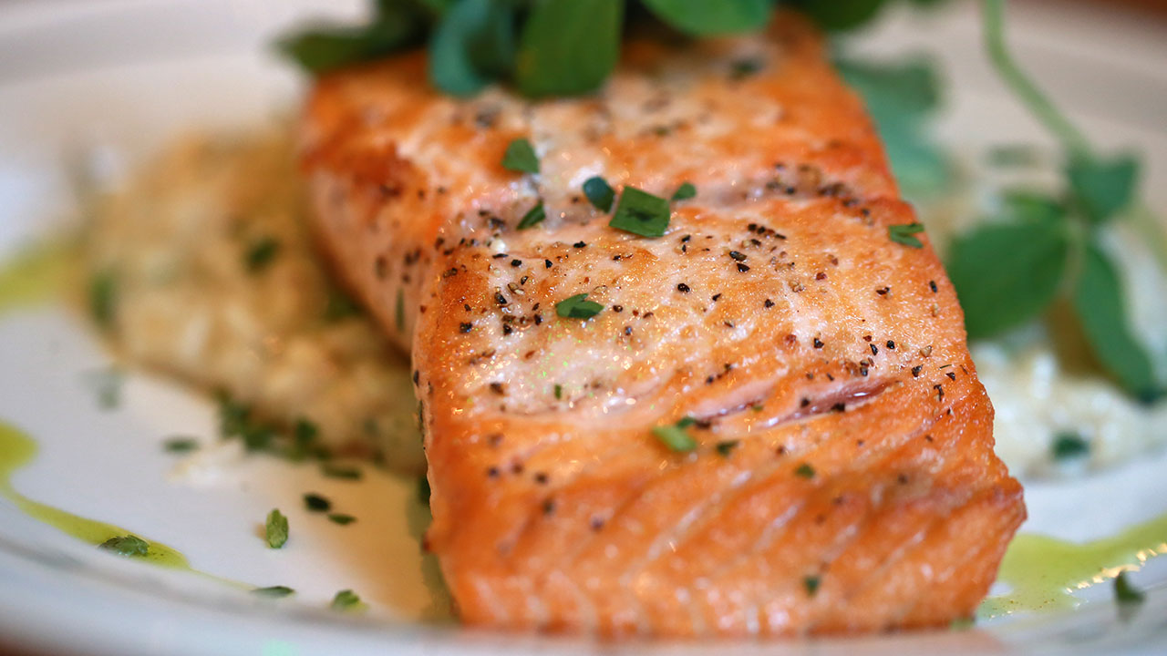 Salmon Fish Why it is good for your health?