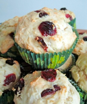 St. Patrick's day Recipes - Irish soda bread muffin recipe